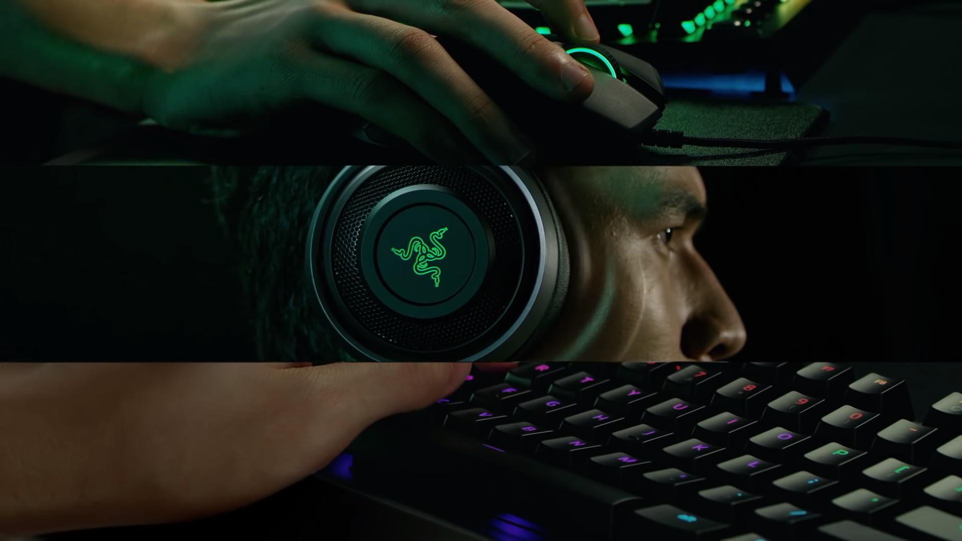 Razer HyperSense - CES 2019