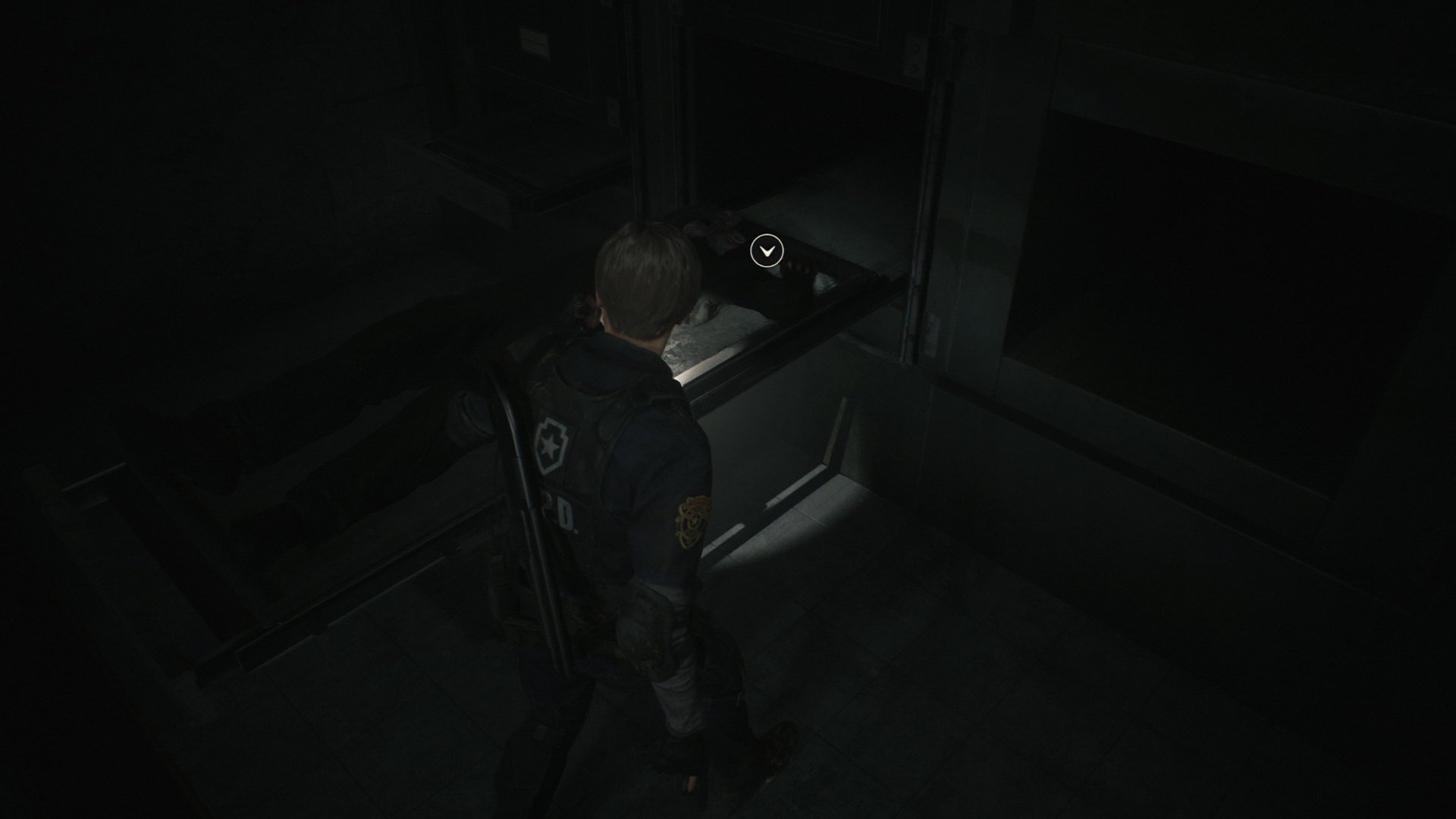 Resident Evil 2 Diamond key location