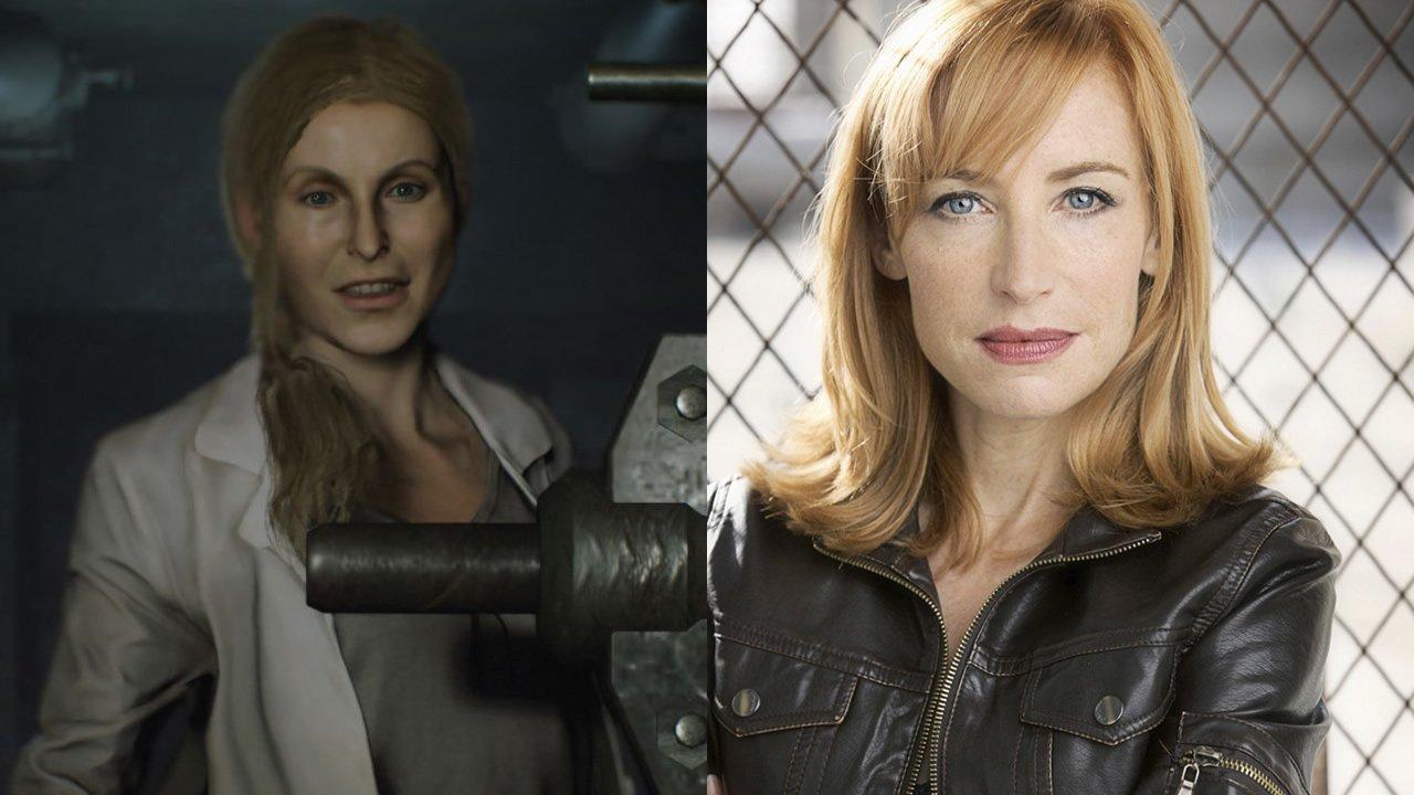 Karen Strassman voices Annette Birkin