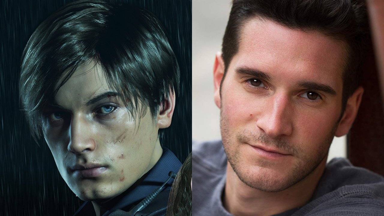 Nick Apostolides voices Leon S. Kennedy
