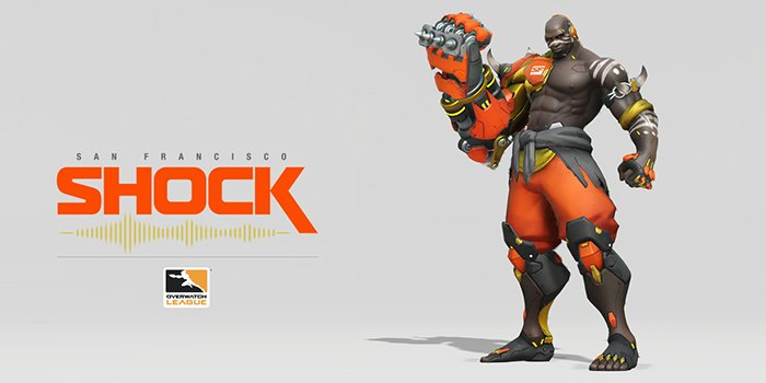 Overwatch League Season 2 - San Francisco Shock