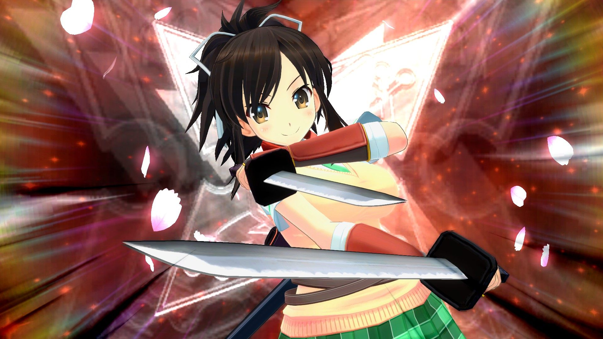 senran kagura burst re newal censor ps4 version launch release