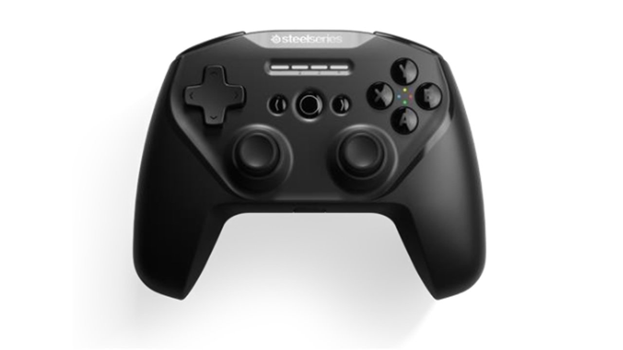 SteelSeries Stratus Duo wireless controller