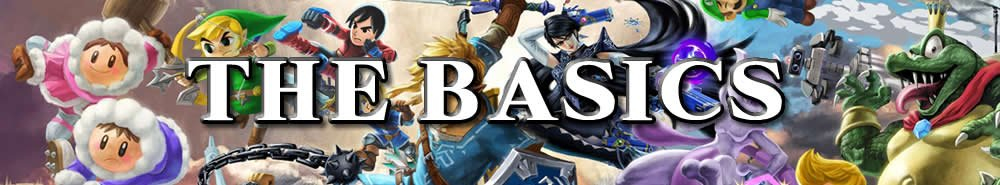 super smash bros ultimate fighting basics how to