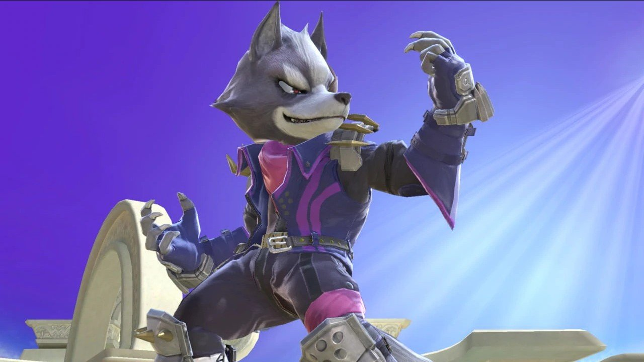 Super Smash Bros. Ultimate - Wolf
