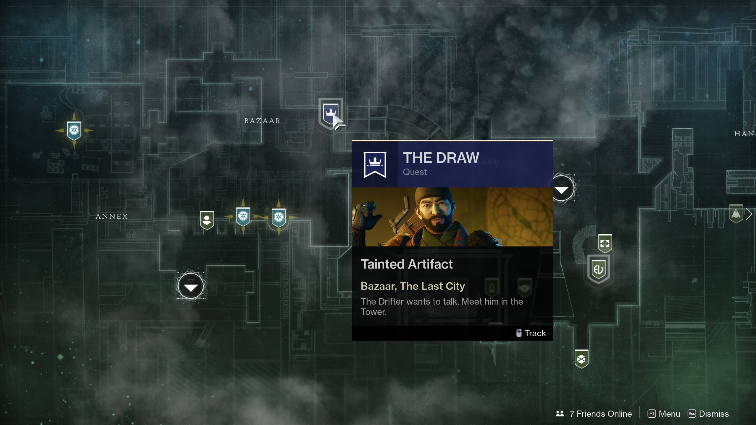 The Last Word Exotic Quest The Draw