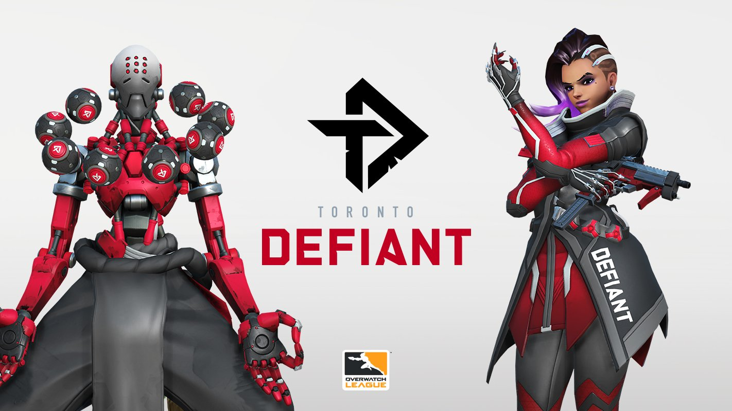 Overwatch League Season 2 - Toronto Defiant
