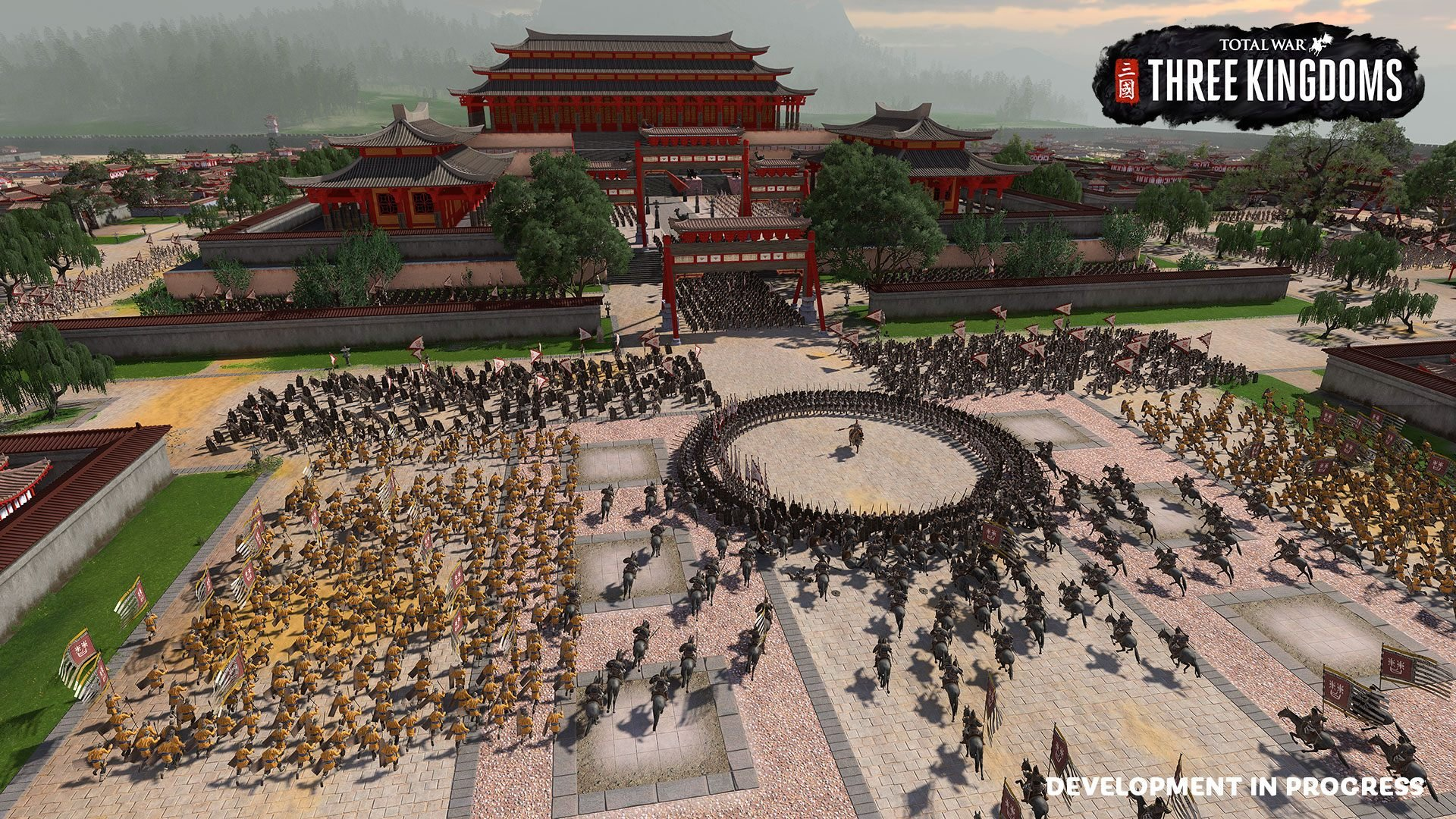 total war three kingdoms developer interview creative assembly