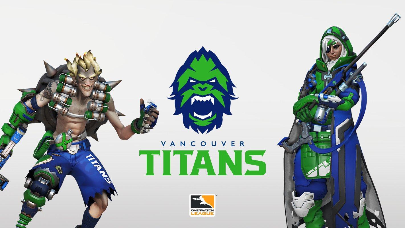 Overwatch League Season 2 - Vancouver Titans