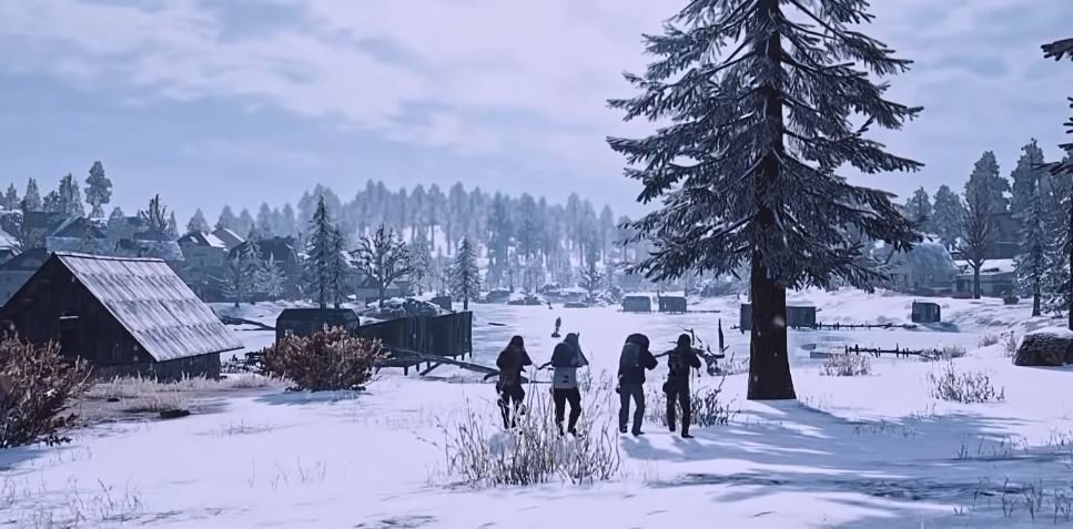 Vikendi, PUBG's new winter map, out now on Xbox One and PS4