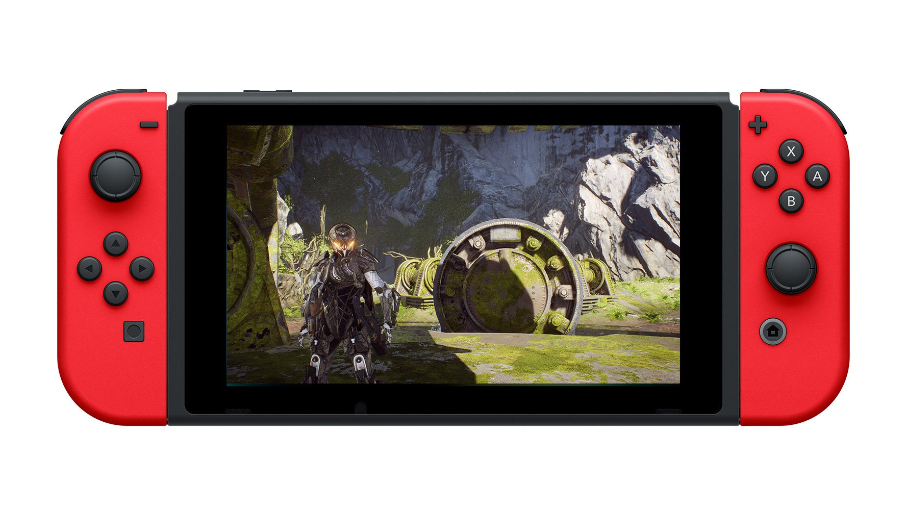 What Anthem could look like on the Nintendo Switch.