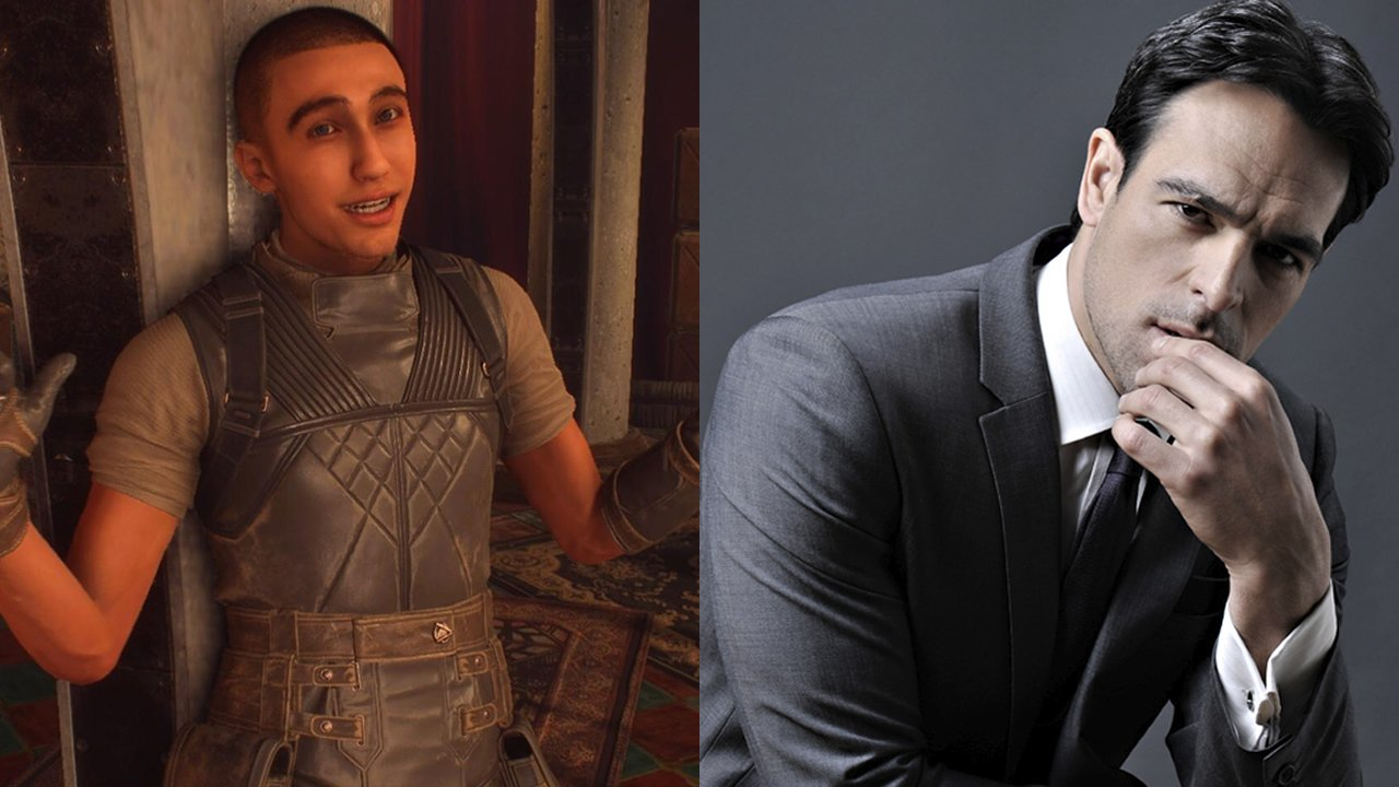 TJ Ramini voices Owen Corley