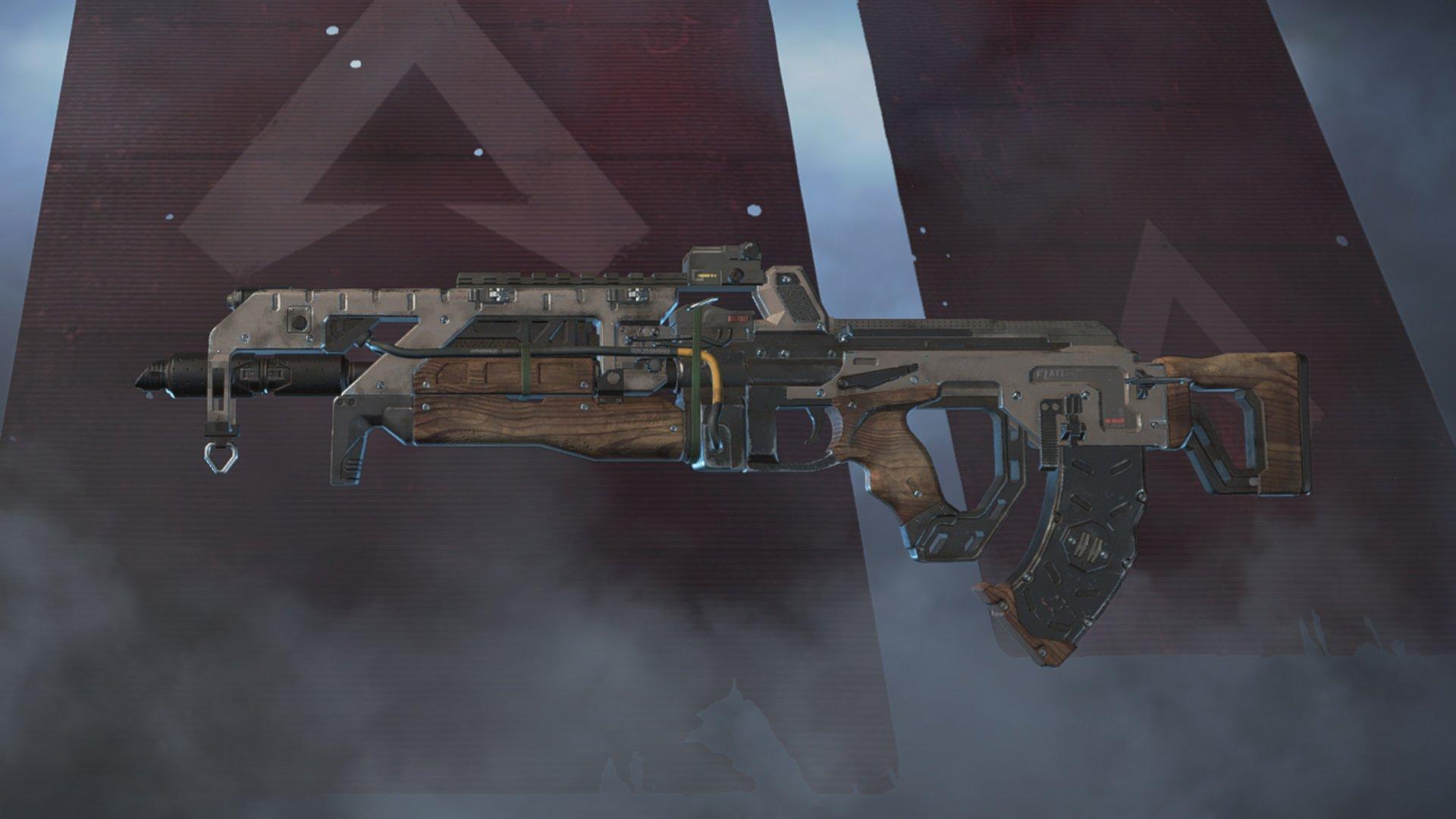 Apex Legends best Assault Rifle Flatline