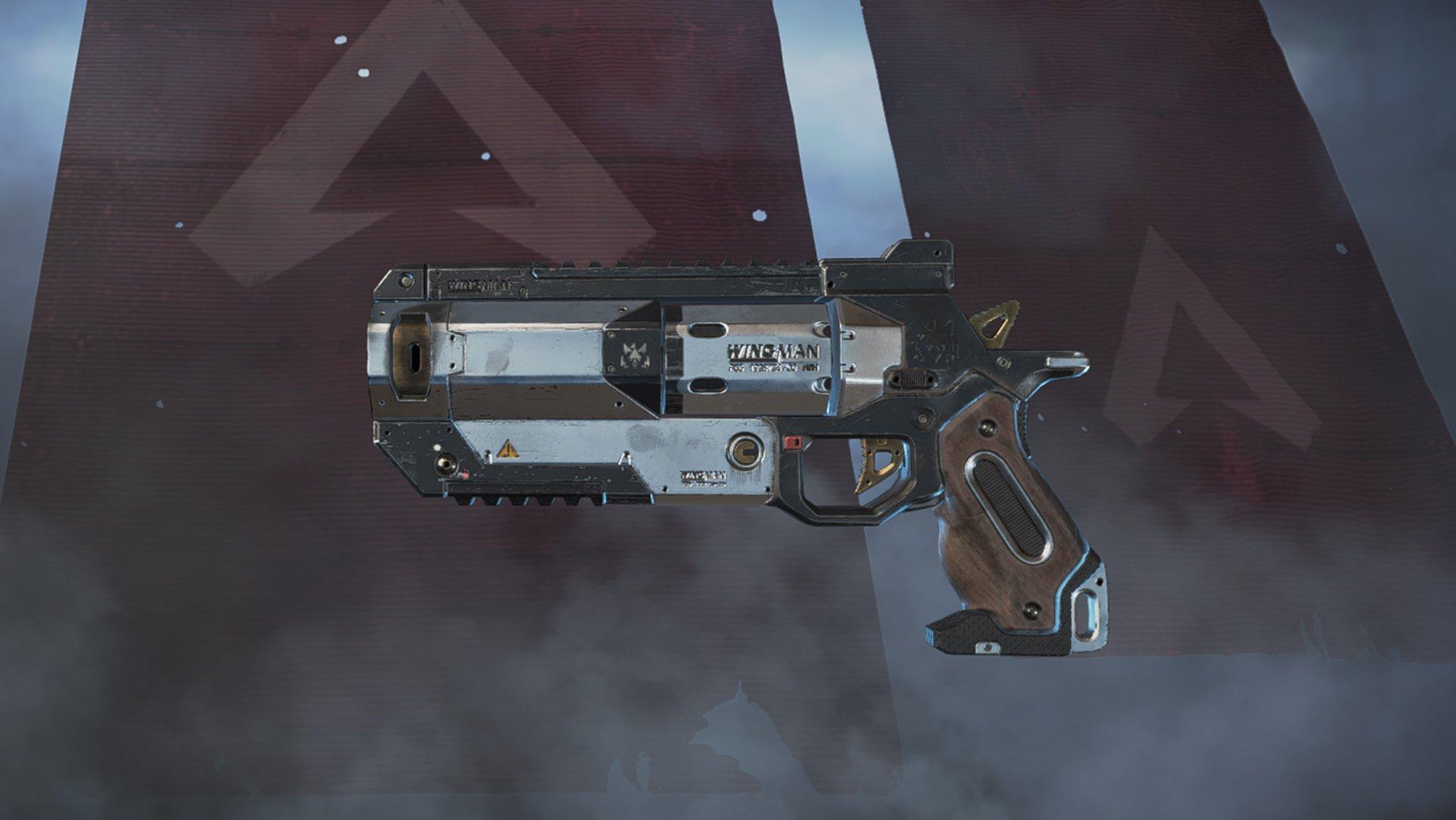 Apex Legends best pistol Wingman