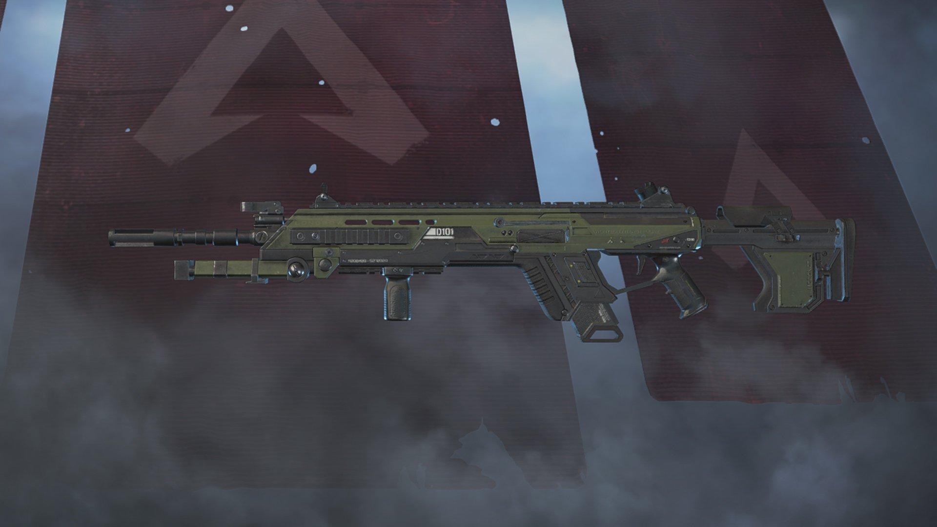 Apex Legends best Sniper Longbow