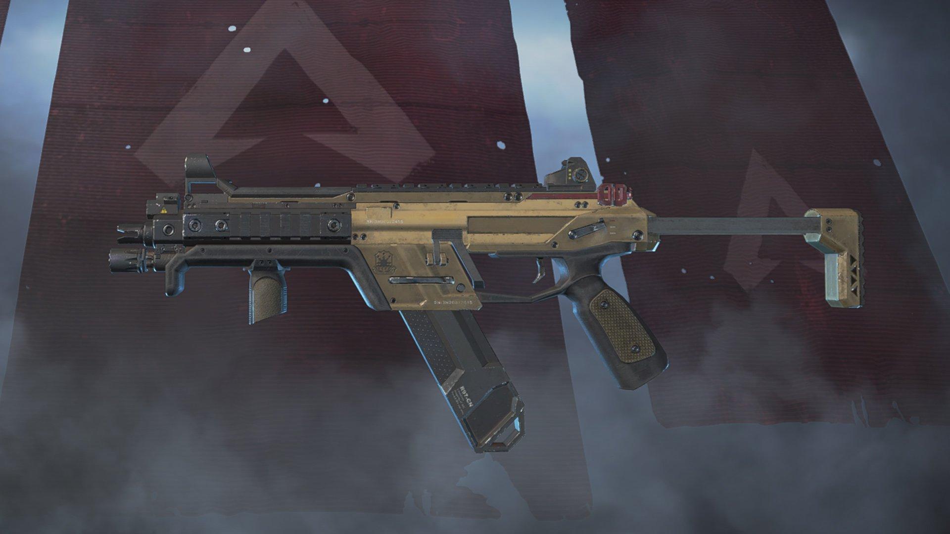 Apex Legends Sub Machine Gun R-99