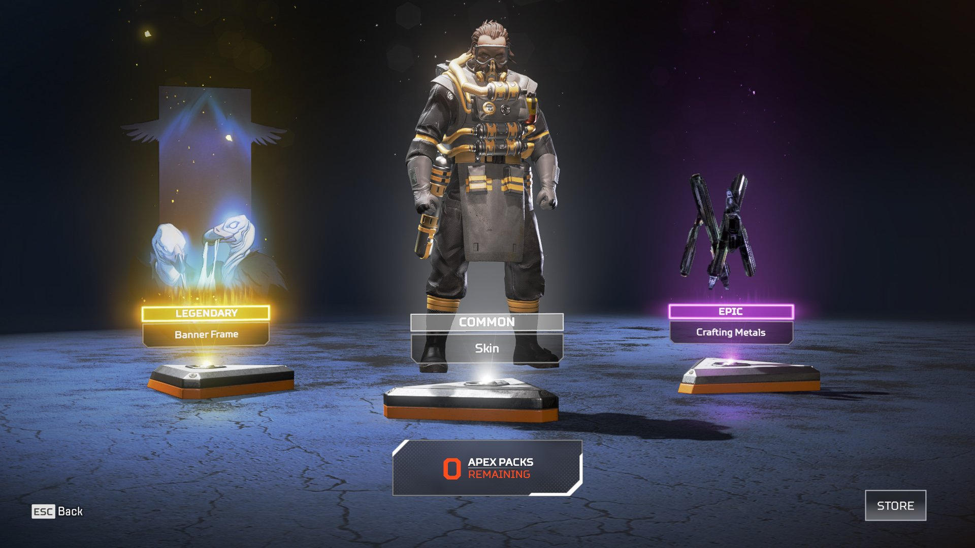 How to get crafting metals and materials in Apex Legends