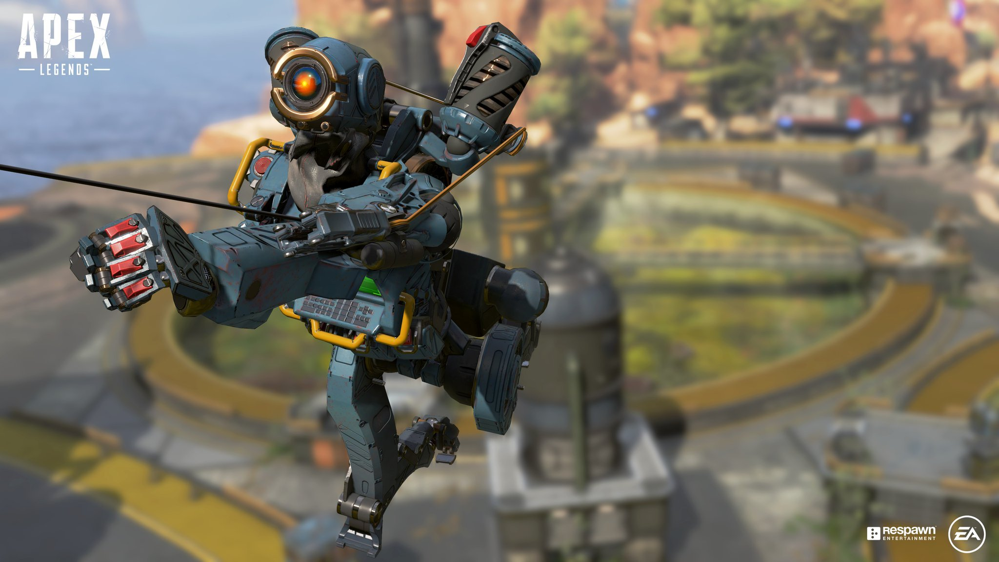 Apex Legends is the new hotness in the battle royale genre.