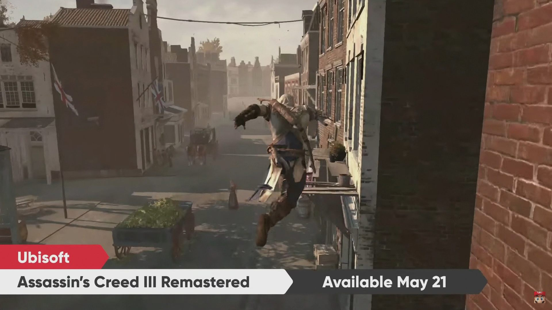 Assassin S Creed 3 Remastered Gets Switch Release Date Shacknews