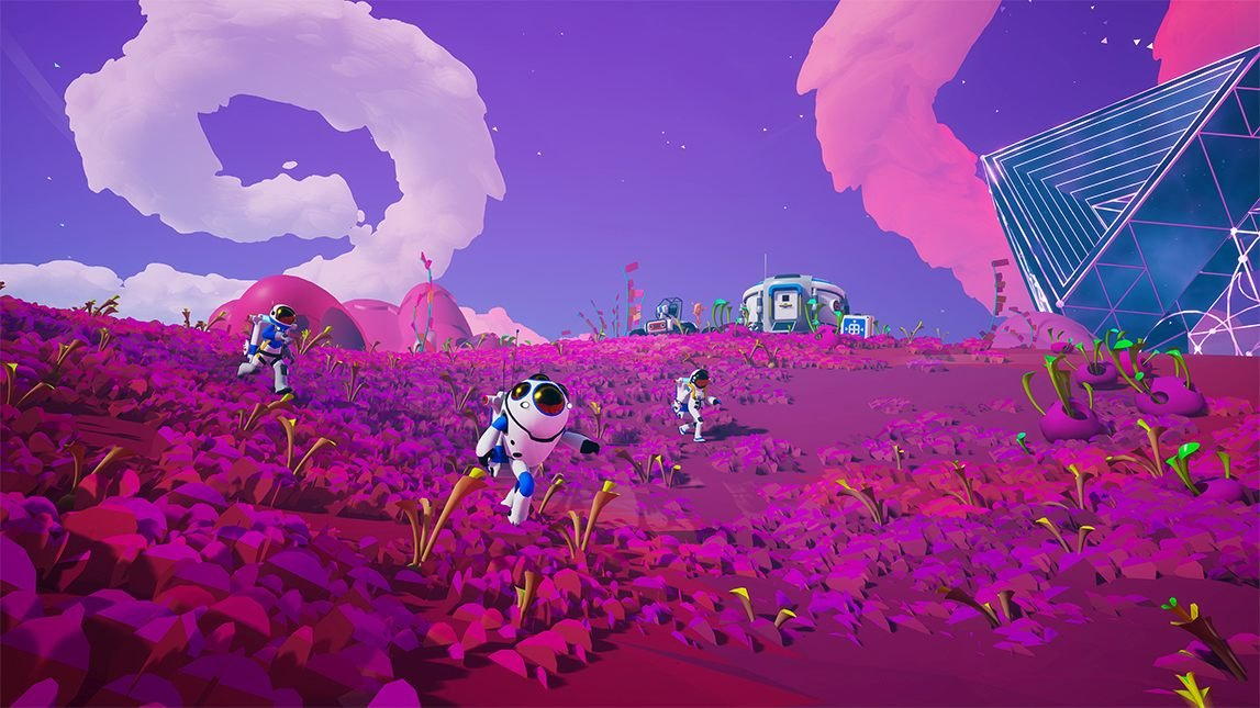 Astroneer gameplay art screenshot Steam