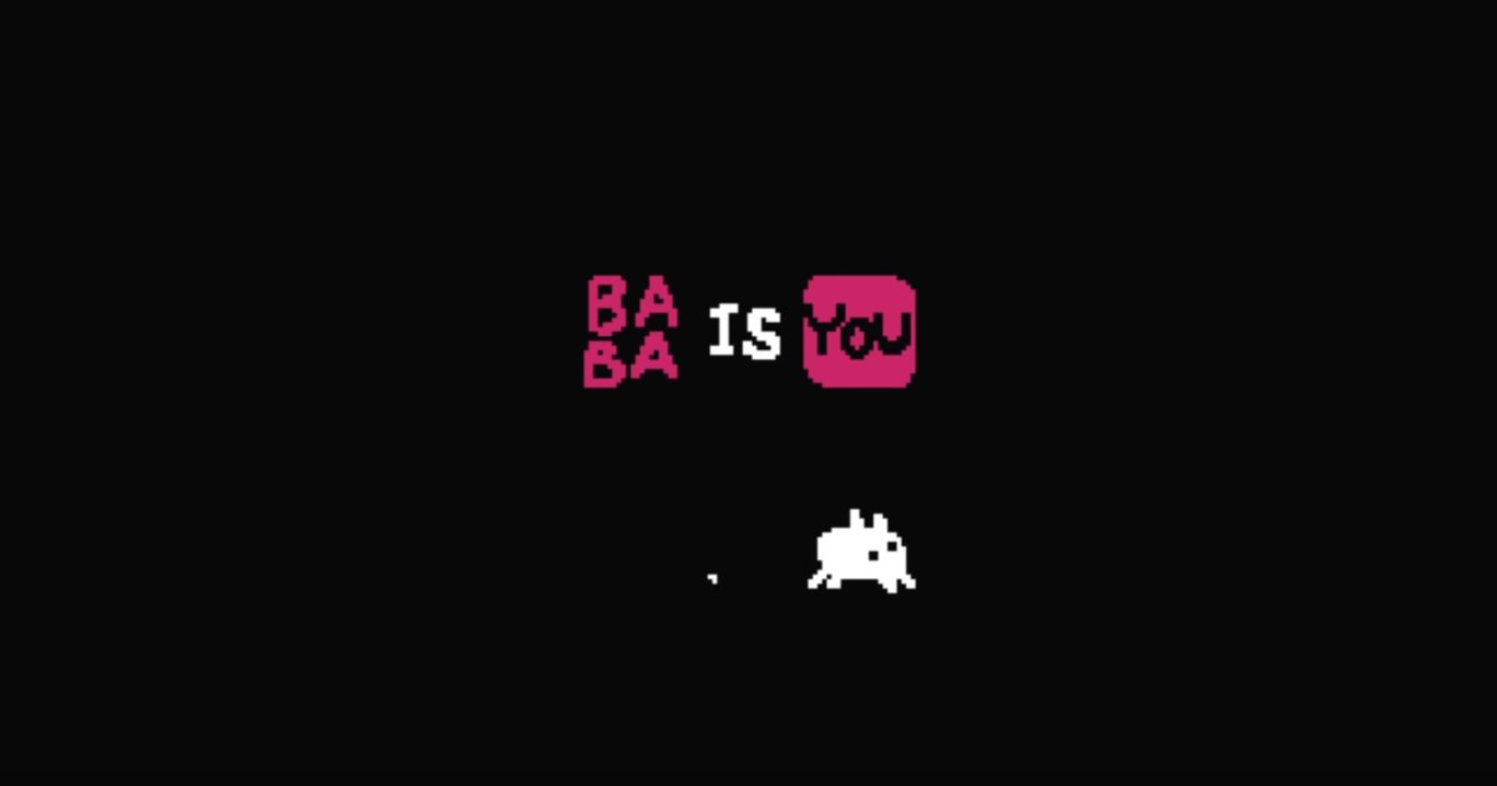 Baba is you Nintendo Switch release date puzzle genre