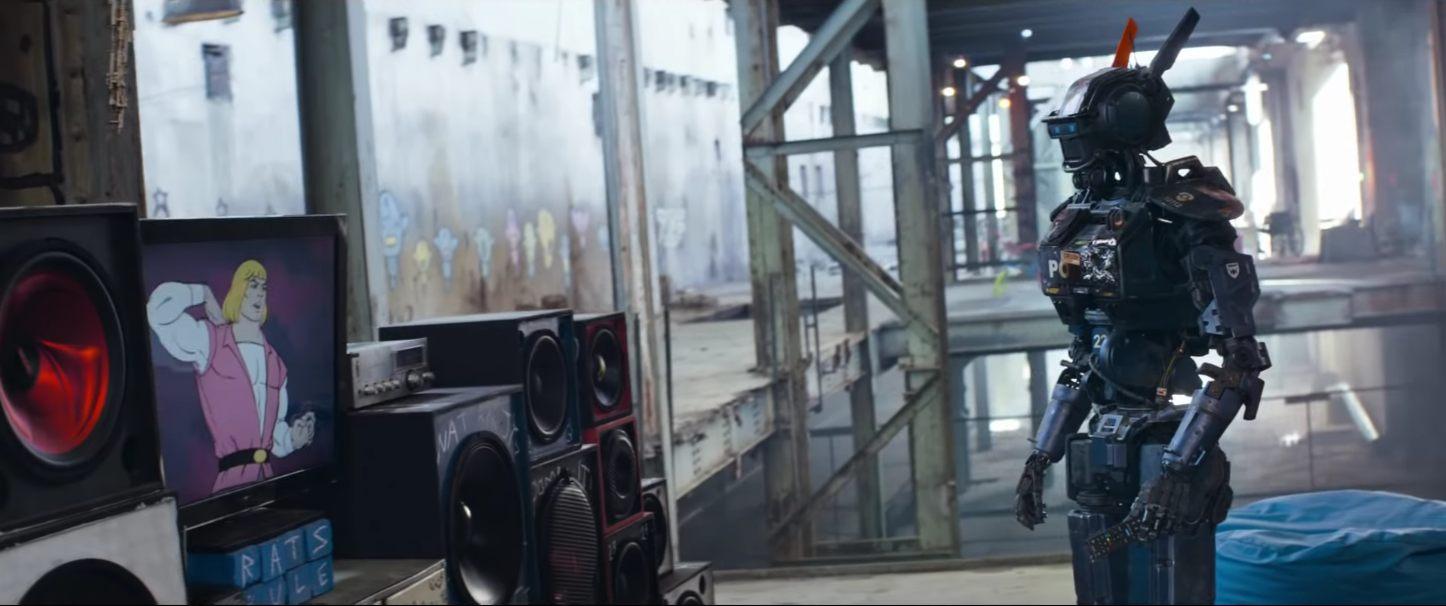 Chappie Neill Blomkamp Apex Legends Respawn Entertainment