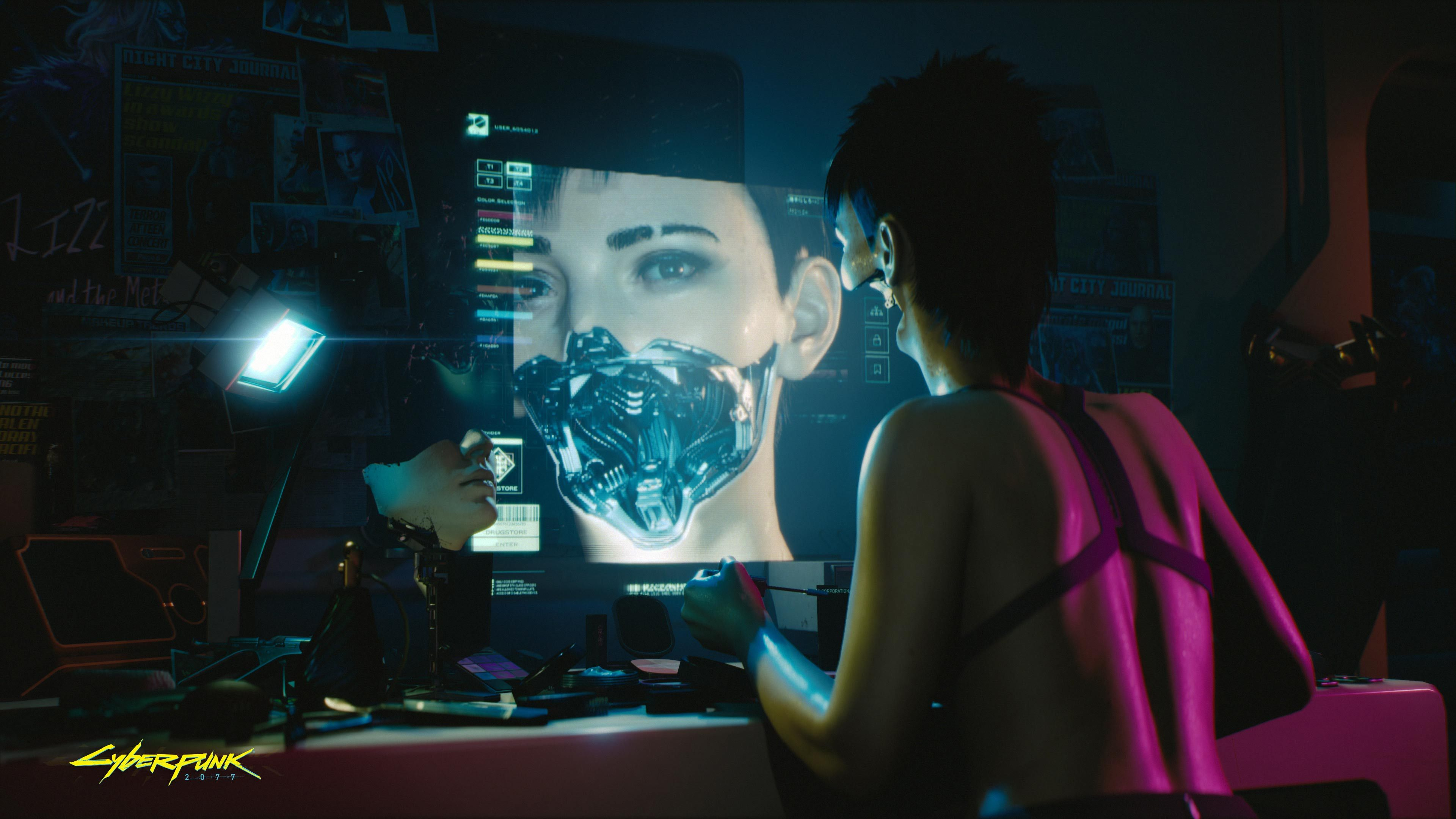 Cyberpunk 2077 E3 2019 CD Projekt Red