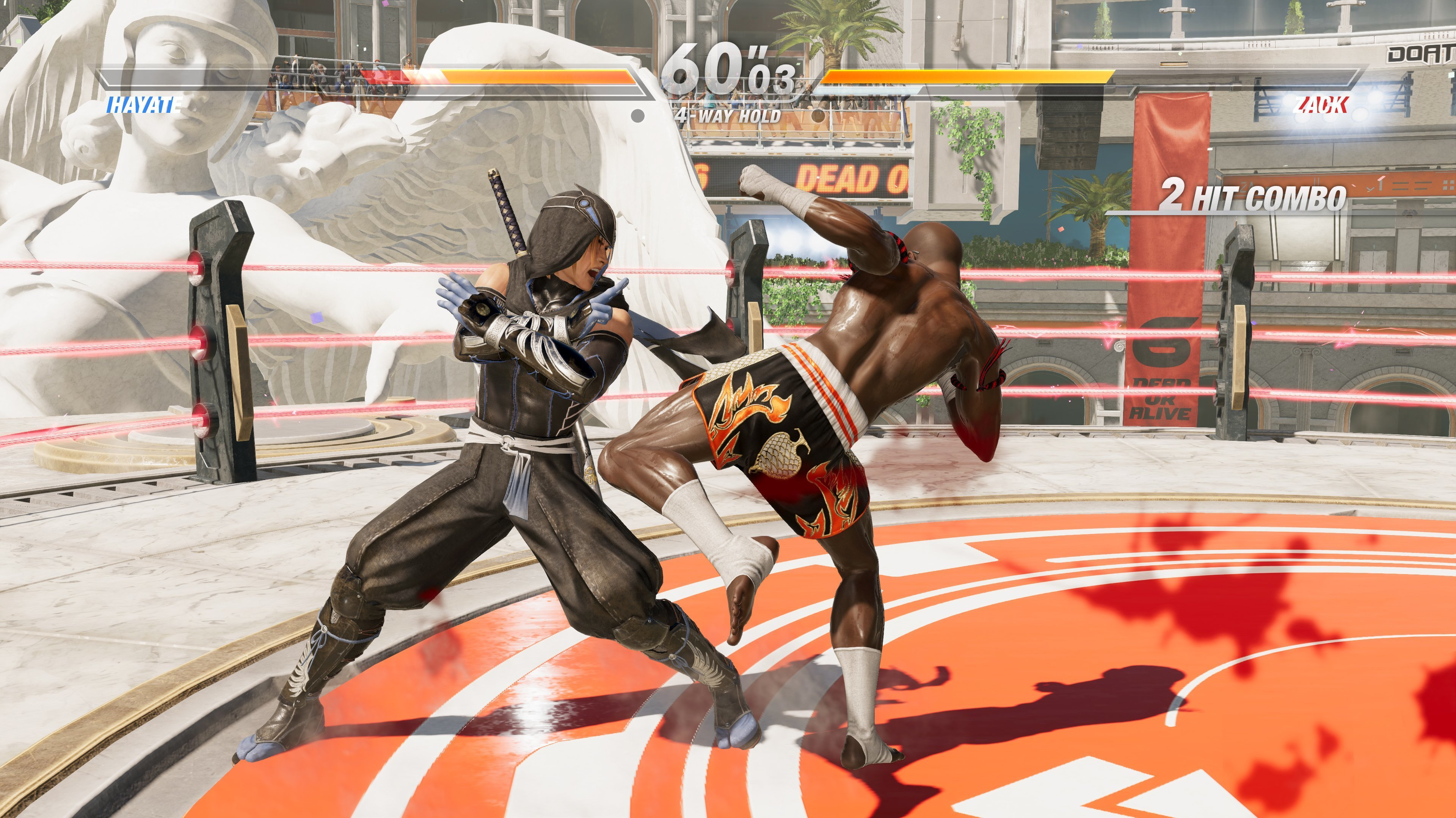 Dead or Alive 6 Shacknews review screenshot 02