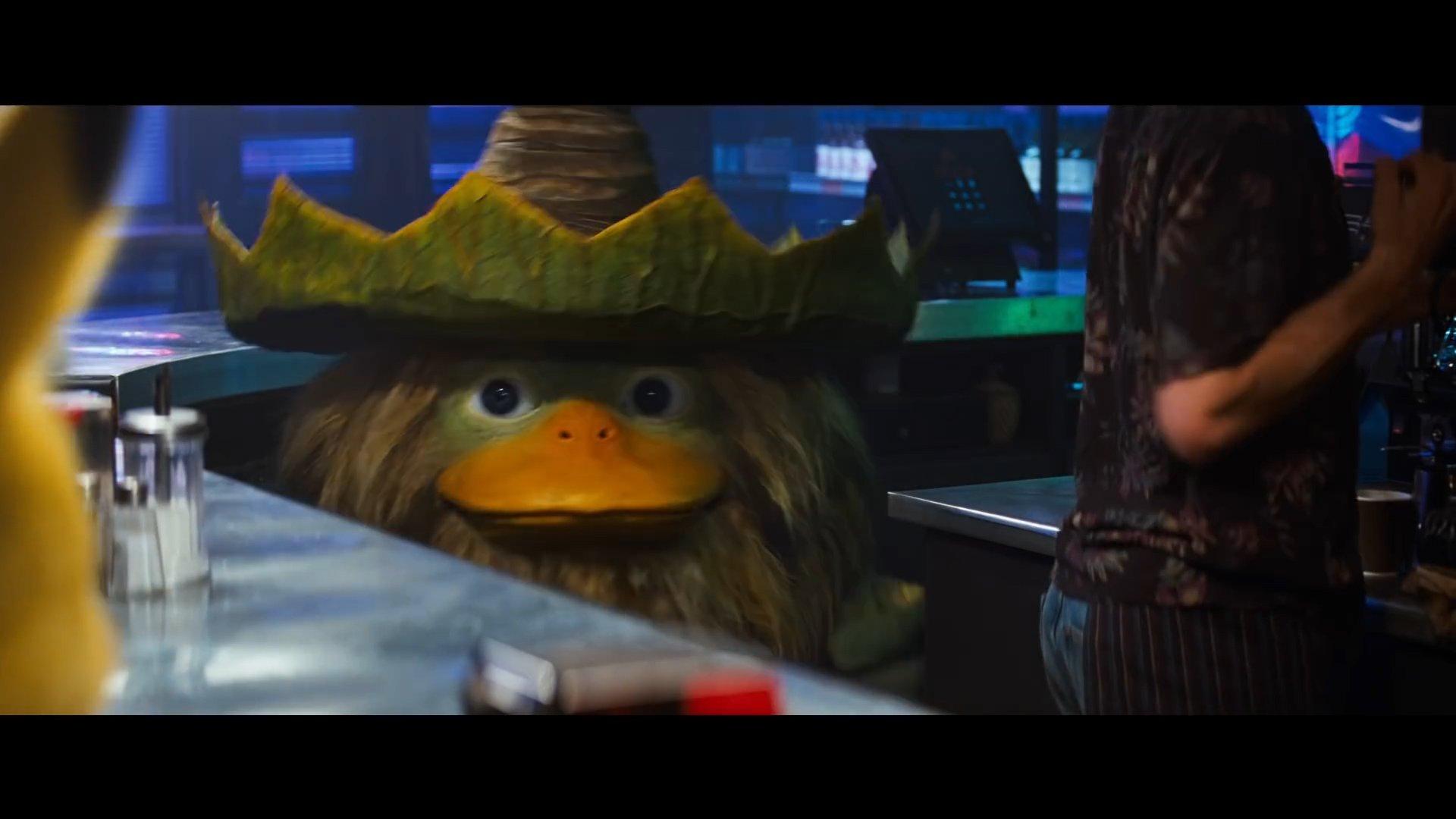 Ludicolo in Detective Pikachu