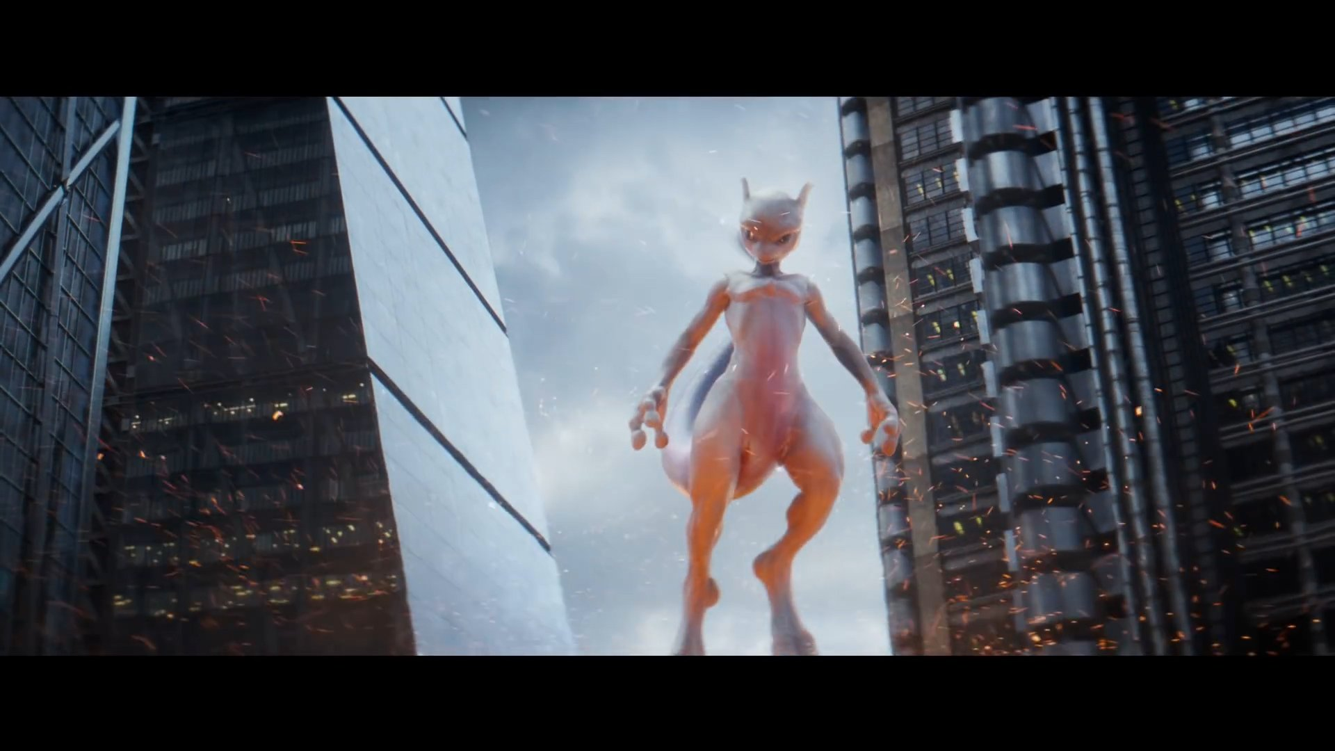 Mew Two in Detective Pikachu