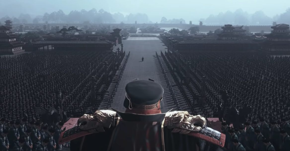 dong zhou total war three kingdoms roster campaign leader