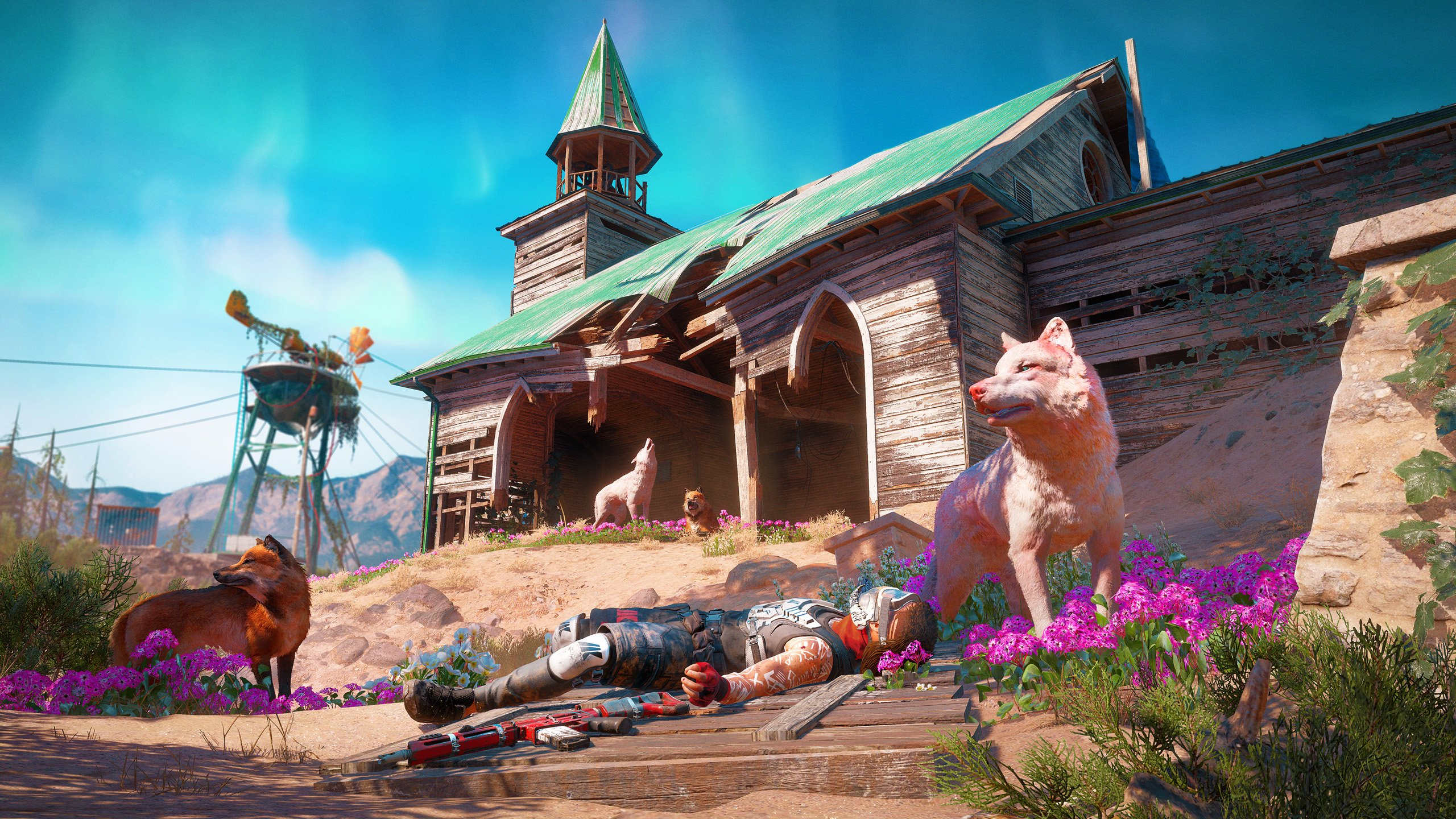Far Cry New Dawn PS4 Review