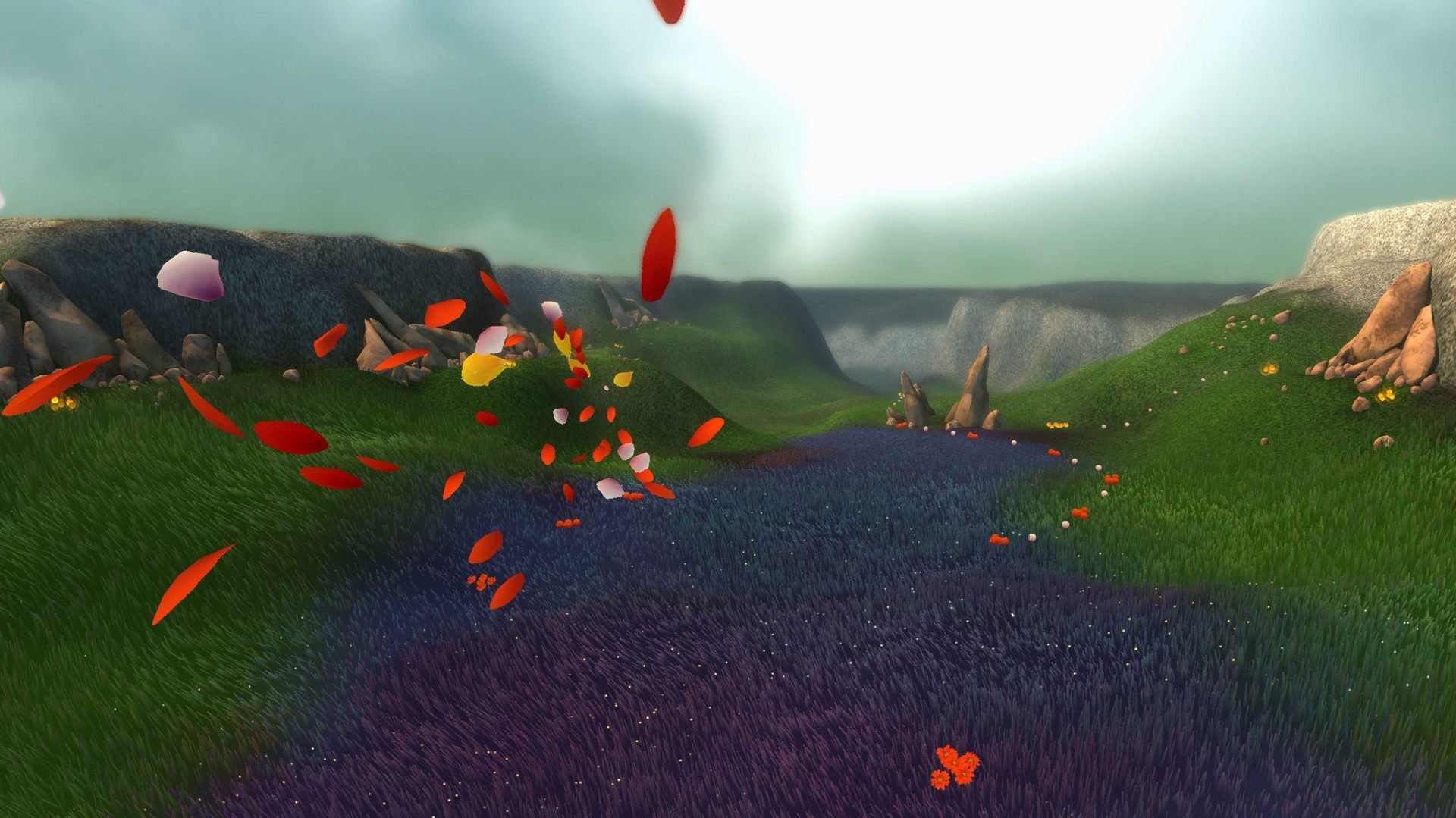 flower launch pc steam gog epic games store