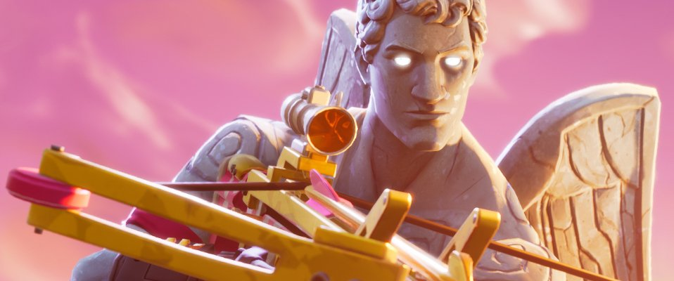 Fortnite patch 7.40 cupid's crossbow