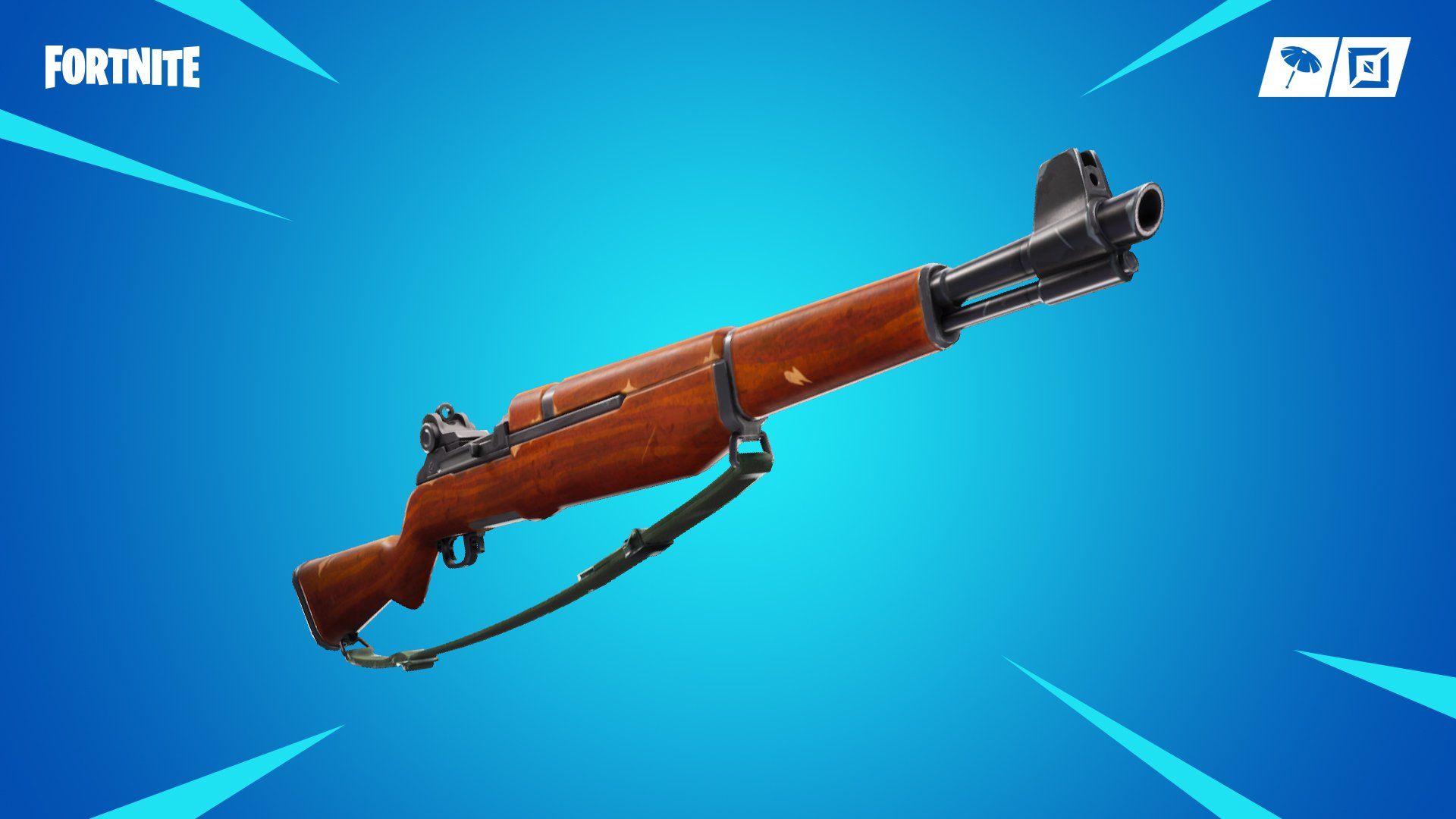 The Infantry Rifle is coming to Fortnite!