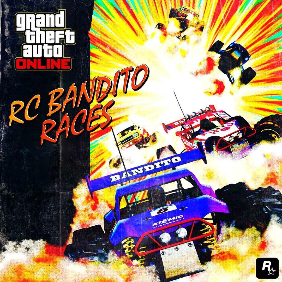 GTA Online RC Banditos Races start today