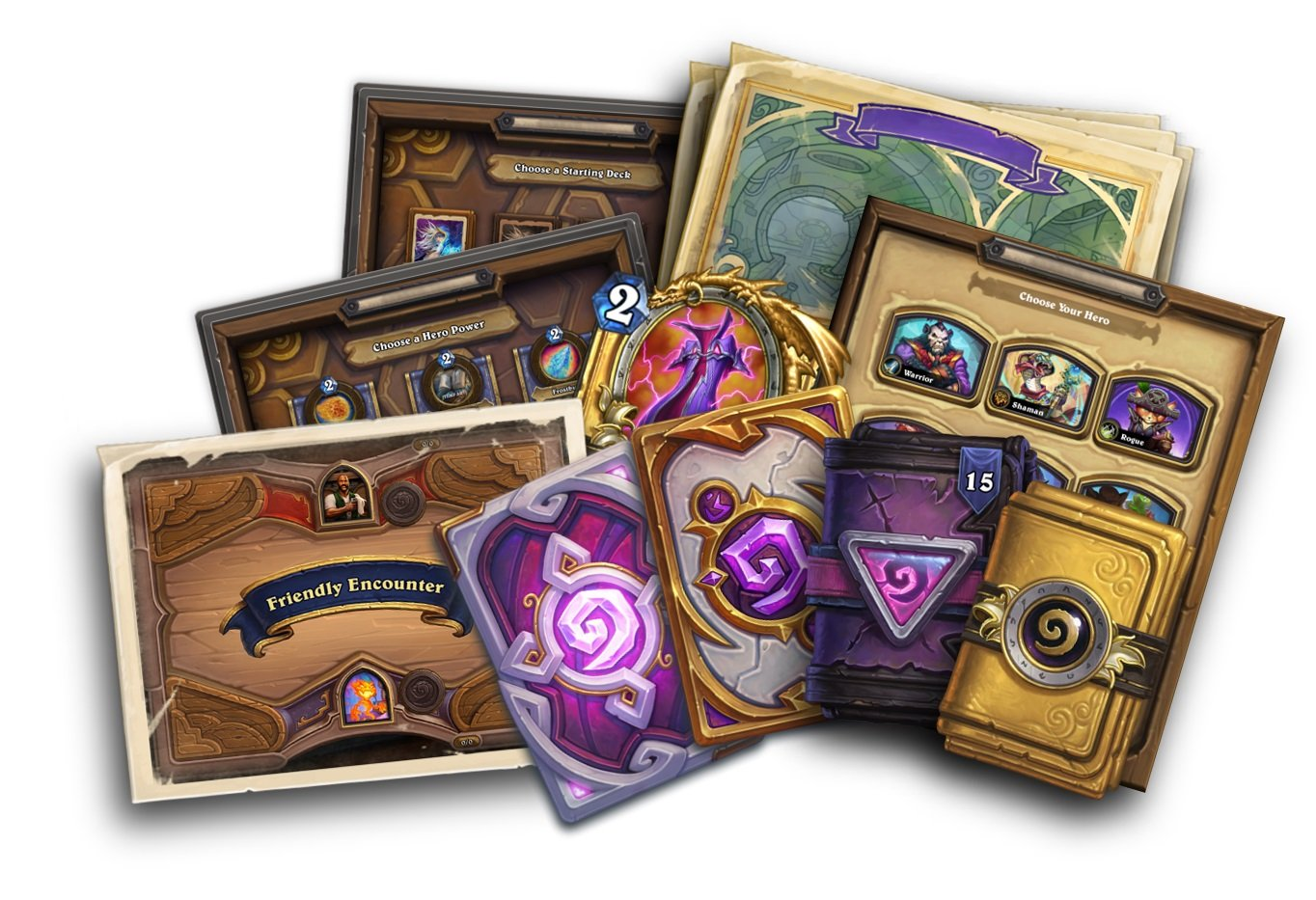 Hearthstone Year of the Dragon PvE Solo Adventure