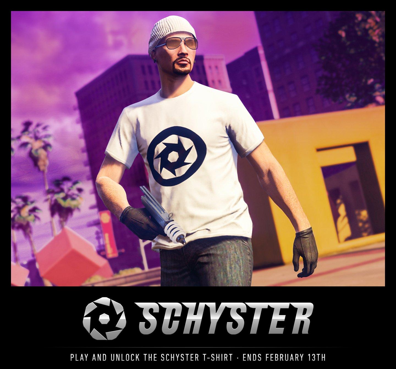 Schyster T-Shirt