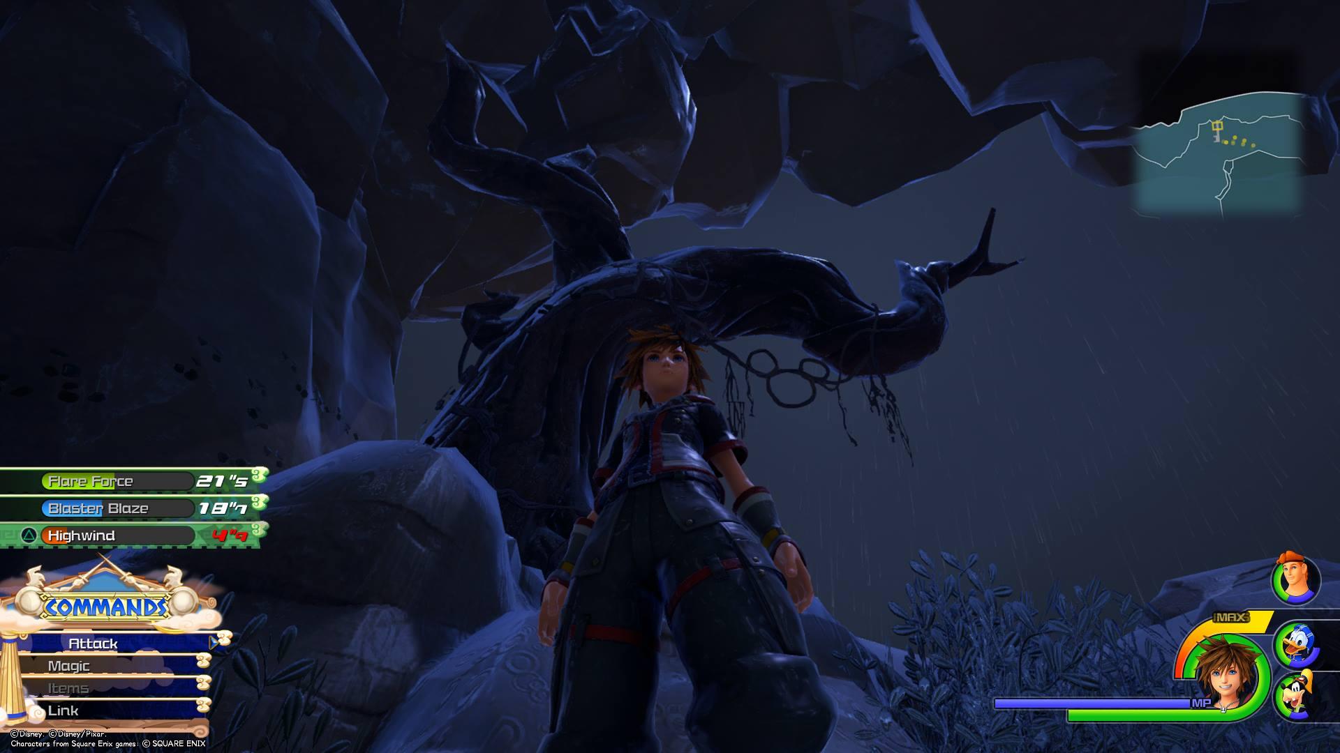 Kingdom Hearts 3 - Olympus Lucky Emblem 4