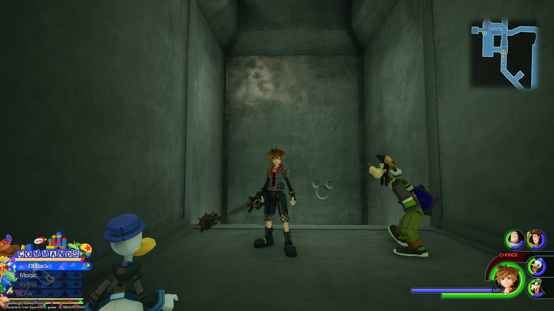 Kingdom Hearts 3 - Toy Box Lucky Emblem 10