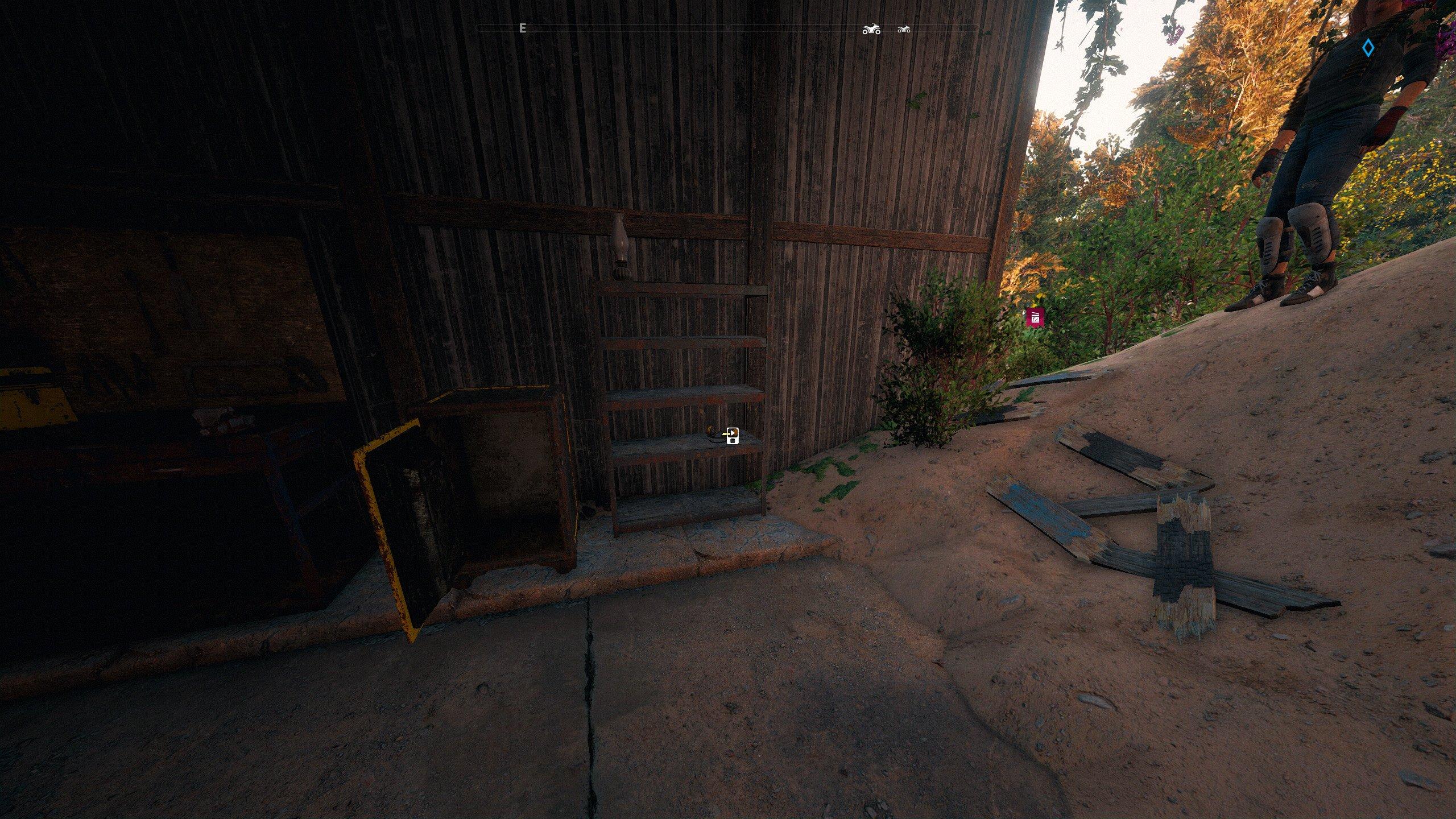 far cry new dawn music player 1 location