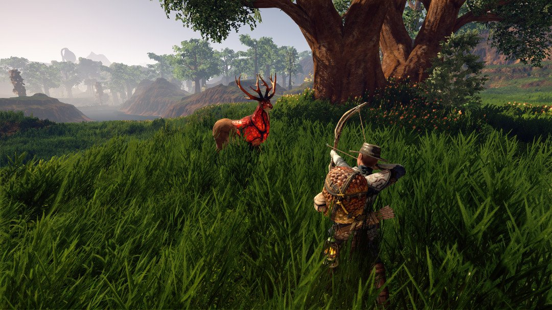 Outward hunting screenshot