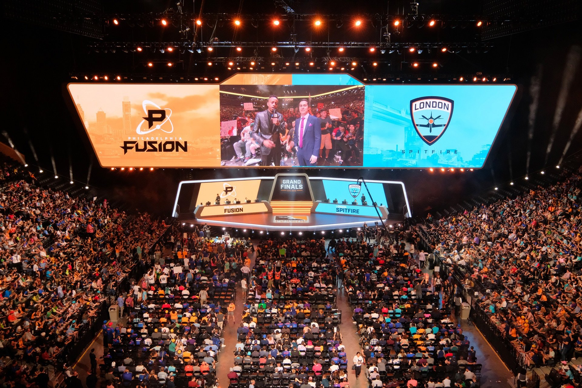 Overwatch League Grand Finals