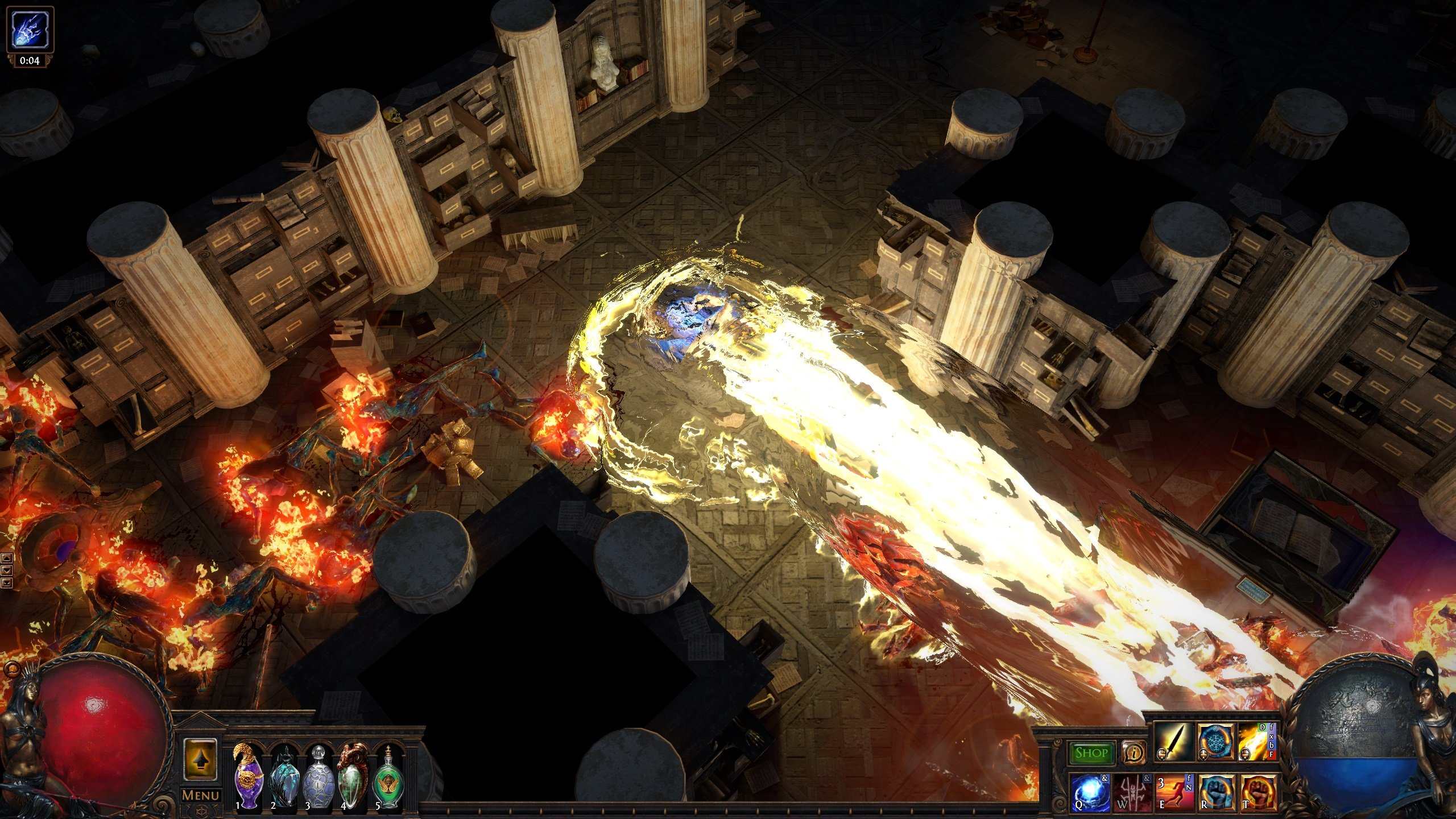 Path of Exile 3 6 0 recovers lost memories with Synthesis | Shacknews