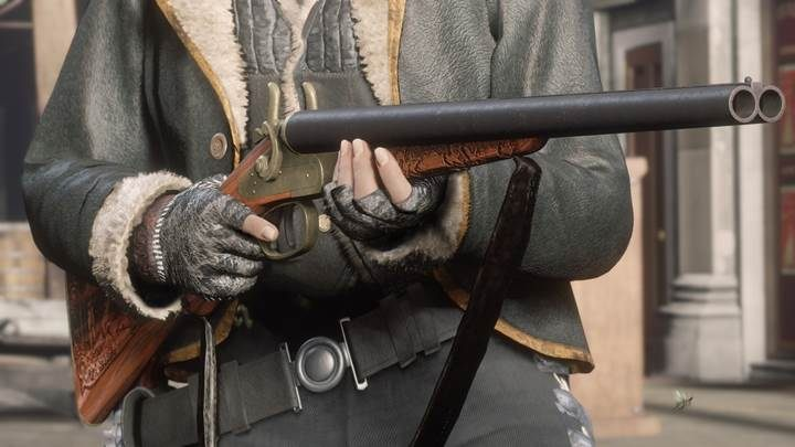 Red Dead Online Beta update february 26 new weapon Rare Shotgun
