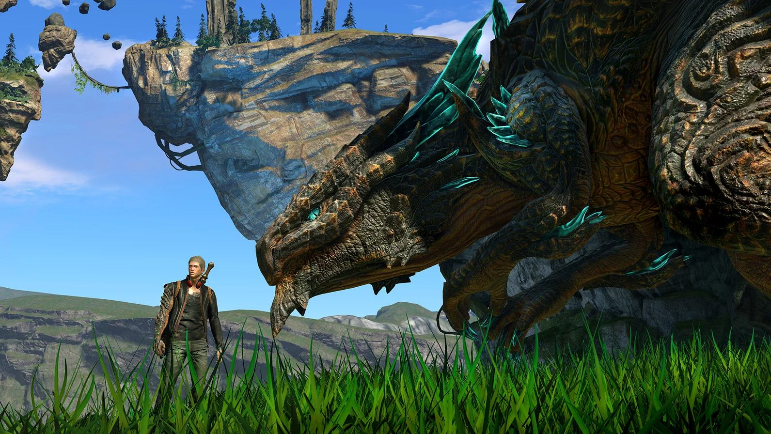 Scalebound Nintendo Switch exclusive rumor