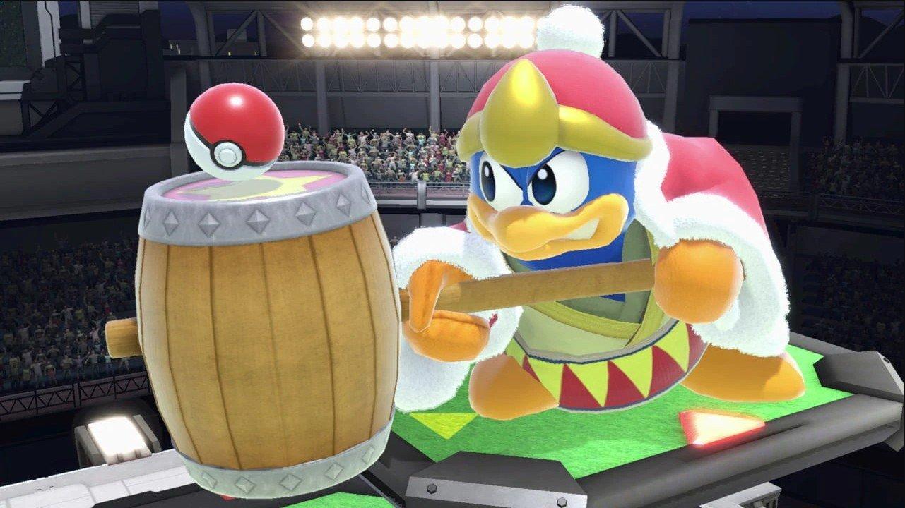 Super Smash Bros. Ultimate - King Dedede