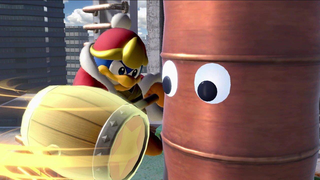 Super Smash Bros Ultimate Character Profiles King Dedede