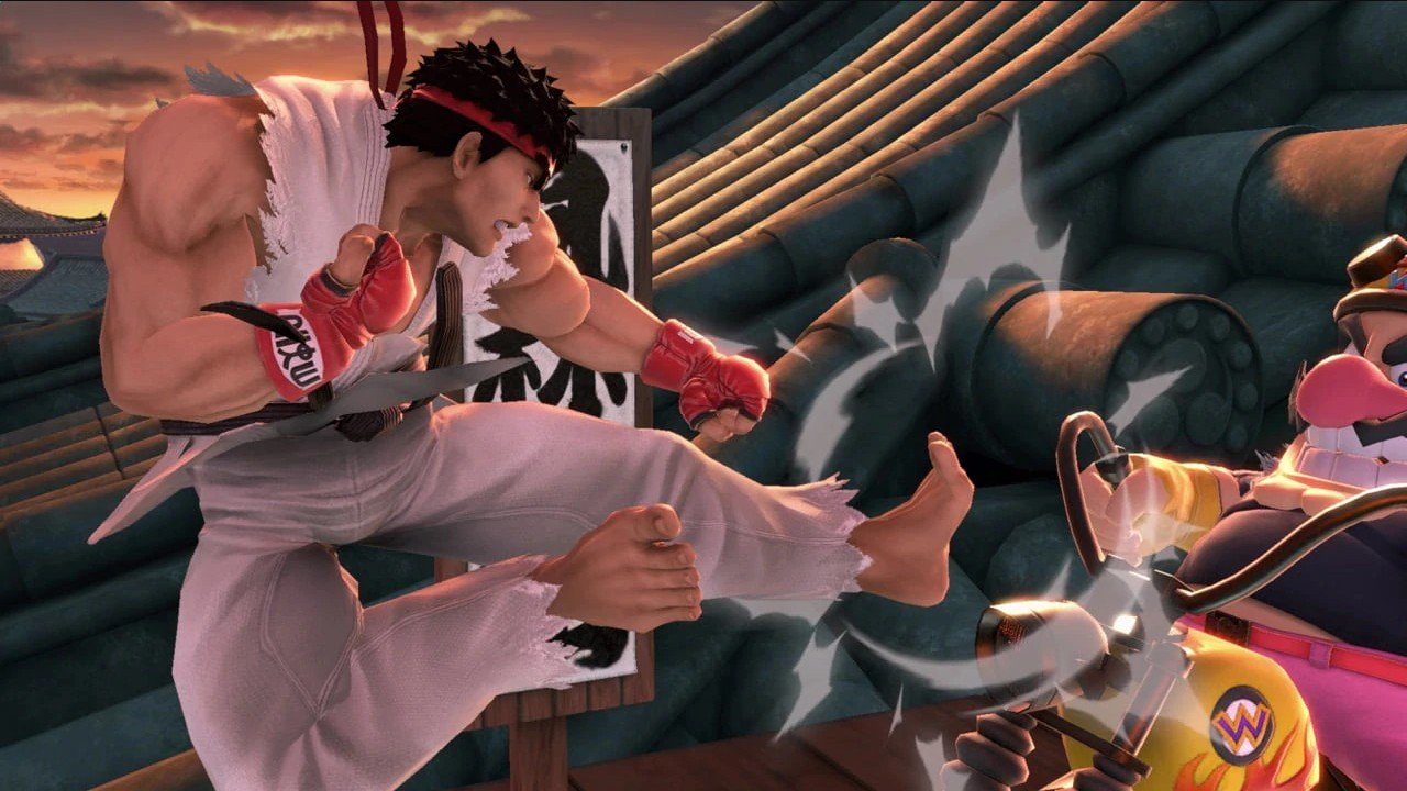 Super Smash Bros. Ultimate - Ryu