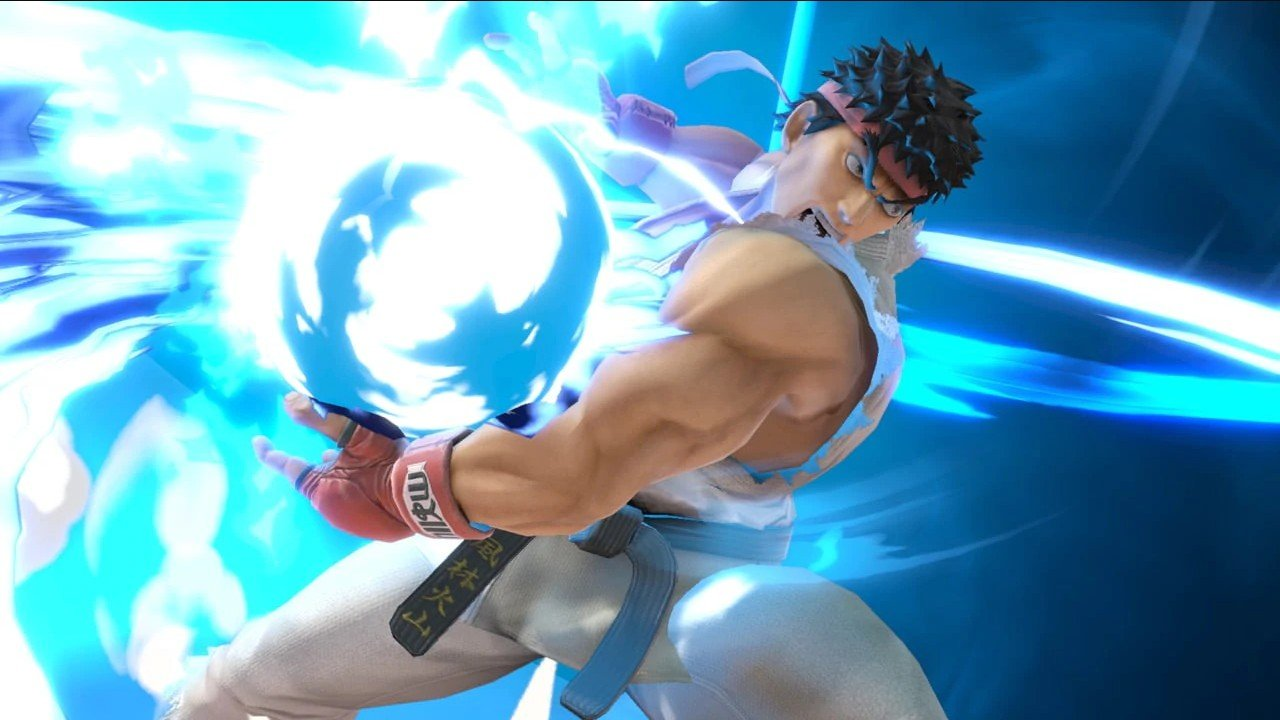 Super Smash Bros. Ultimate - Ryu